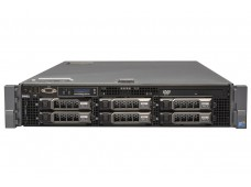 Серверная платформа DELL 2U PowerEdge R710 6xLFF Б.У.