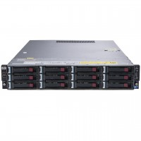 Серверная платформа Hewlett-Packard 2U DL180 G6 Б.У.