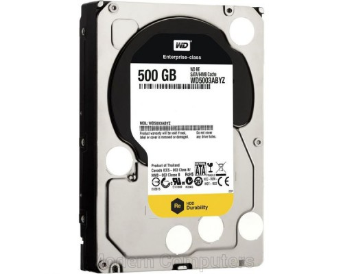 Жесткий диск SATA WESTERN DIGITAL 500GB  WD5003ABYZ