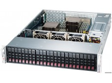 Серверная платформа SUPERMICRO 2U SSG-2028R-E1CR24N BLACK