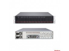Серверная платформа SUPERMICRO 2U SSG-2027R-E1CR24L BLACK