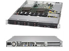 Серверная платформа SUPERMICRO 1U SYS-1028R-WC1RT SAS/SATA