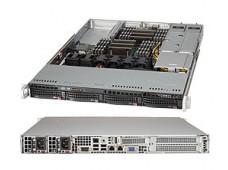 Серверная платформа SUPERMICRO 1U BLACK SYS-6017R-WRF SATA