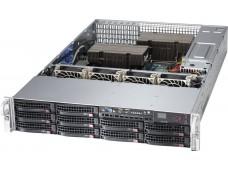 Серверная платформа SUPERMICRO 2U SYS-6027R-72RFTP+ SATA/SAS Б/У