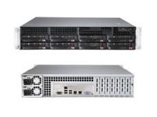 Серверная платформа SUPERMICRO 2U SATA BLACK SYS-6028R-TR