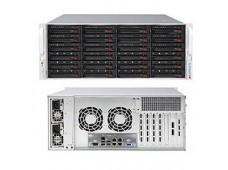 Серверная платформа SUPERMICRO 4U SSG-6048R-E1CR24N SATA/SAS